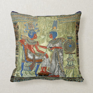 Tutankhamon's Throne Pillows