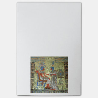 Tutankhamon's Throne Post-it Notes