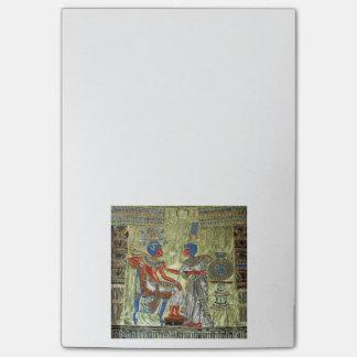 Tutankhamon's Throne Post-it® Notes
