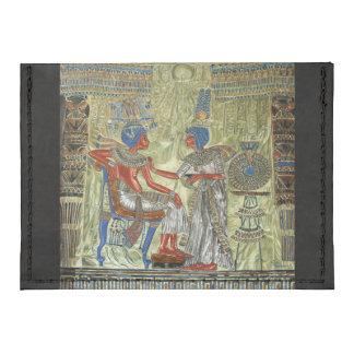 Tutankhamon's Throne Tyvek® Card Case Wallet