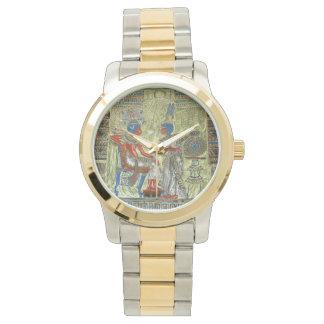 Tutankhamon's Throne Wrist Watch