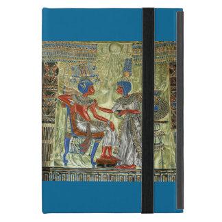 Tutankhamon's Throne Cover For iPad Mini