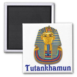 Tutankhamun 2 Inch Square Magnet