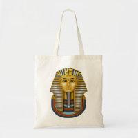 Tutankhamun King Tut Ancient Egypt Egyptian Tote Bag