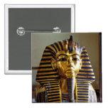Tutankhamun - máscara del entierro pin