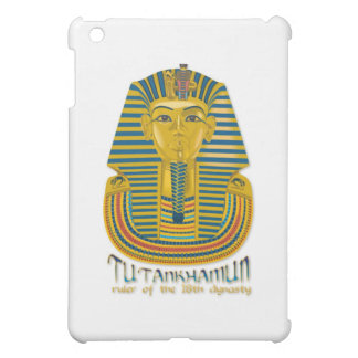 Tutankhamun mummy, the ancient King Tut of Egypt Case For The iPad Mini
