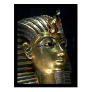 tutankhamun postcard