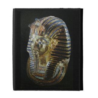 Tutankhamun's Golden Mask iPad Cases