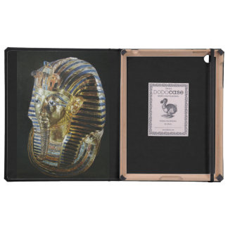 Tutankhamun's Golden Mask iPad Covers