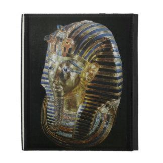 Tutankhamun's Golden Mask iPad Folio Cover