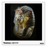 Tutankhamun's Golden Mask Wall Decor