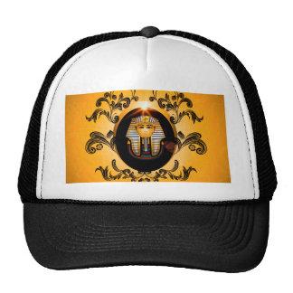 Tutankhamun, the agyptische pharaoh trucker hat