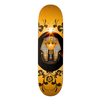 Tutankhamun, the agyptische pharaoh skate board