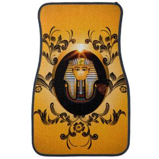 Tutankhamun, the agyptische pharaoh car mat