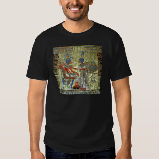 Tutankhamun's Throne Tee Shirt