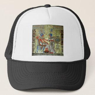 Tutankhamun's Throne Trucker Hat