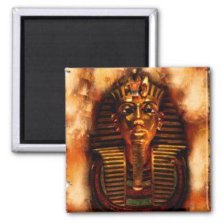 Tutankhamun's Vision Art Magnet