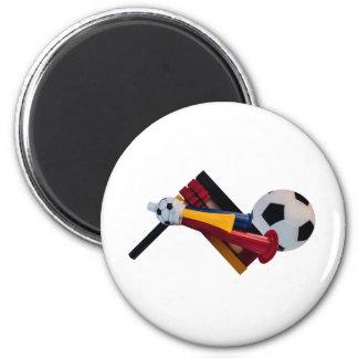 Tute ball ratchet 2 inch round magnet