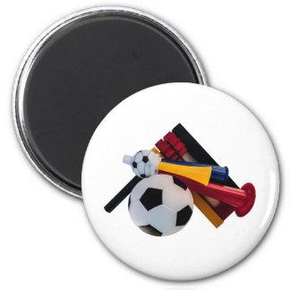 Tute ratchet ball 2 inch round magnet