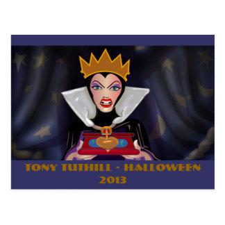Tuthill - Halloween 2013 Postcard