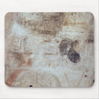 Tuthmosis III  offering incense to the god, Mouse Pad
