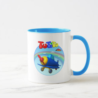 TuTiTu Airplane Mug