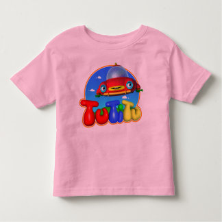 TuTiTu Toddler Ringer T-Shirt