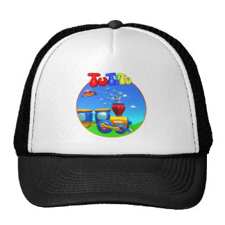 TuTiTu Train Hat