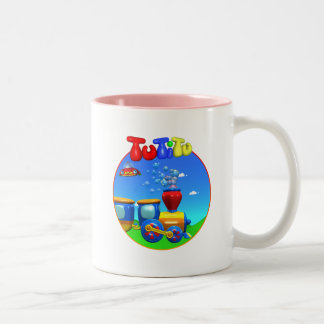 TuTiTu Train Mug