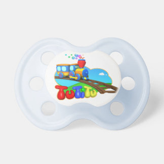 TuTiTu Train Pacifier (0-6 Months)