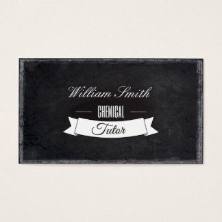Tutorial Chemical Business Card