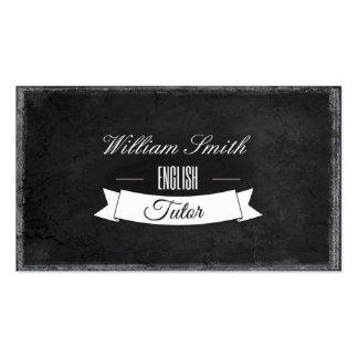 Tutorial English Business Card