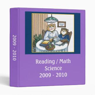Tutoring / Home School - Avery Binder
