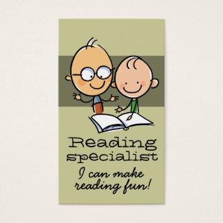 Tutoring Tutor Teacher Custom template card