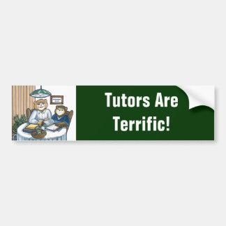 Tutors Are Terrific! Bumper Sticker