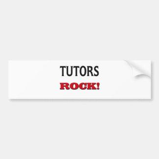 Tutors Rock Bumper Stickers