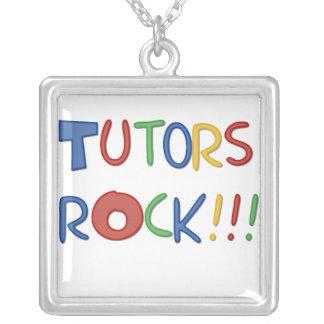 """""""Tutors Rock"""" Necklace"""