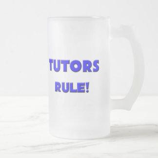 Tutors Rule! Coffee Mugs