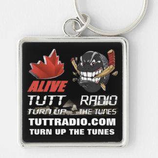 Tutt Radio Alive s Keychain