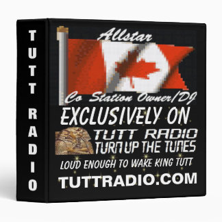 Tutt Radio Allstar's Binder