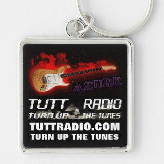 Tutt Radio Azure s Keychain