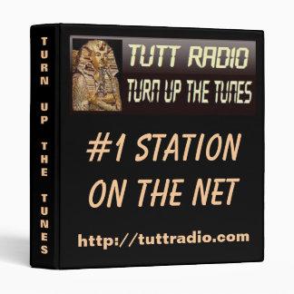 Tutt Radio Binder