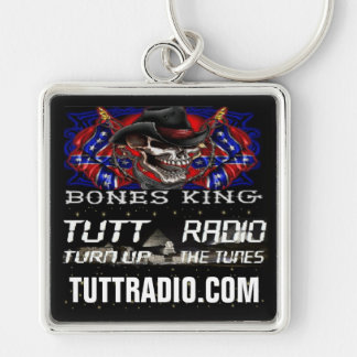 Tutt Radio Bones King s Keychain