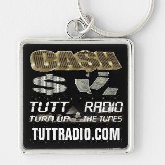 Tutt Radio Cash s Keychain