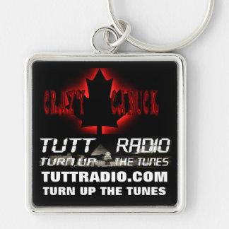 Tutt Radio Crazy Canadian s Keychain