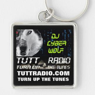 Tutt Radio Cyber s Keychain