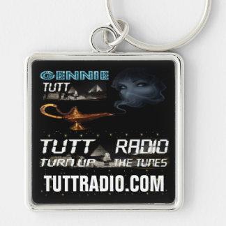 Tutt Radio Gennie s Keychain