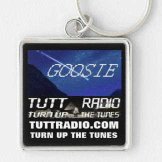 Tutt Radio Goosie s Keychain
