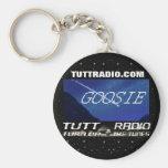 Tutt Radio Goosie's Keychain