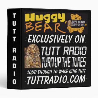 Tutt Radio Huggy Bear's Binder